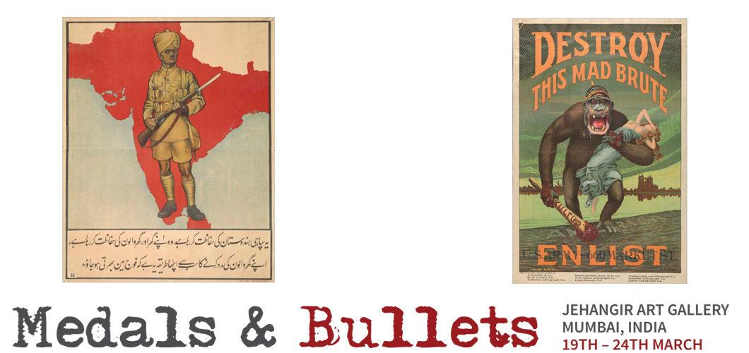 Medals & Bullets 01